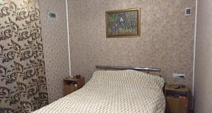 3х комнатная квартира на берегу моря